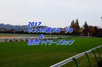 2017 サンスポ賞フローラS 読売マイラーズカップ.jpg