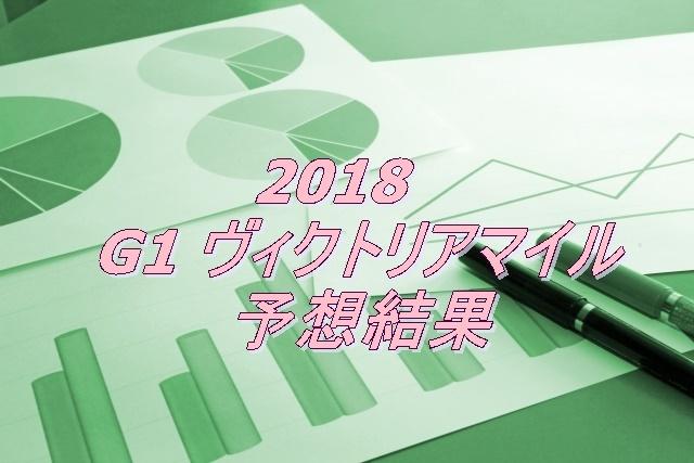 2018 G1 ヴィクトリアマイル予想結果.jpg