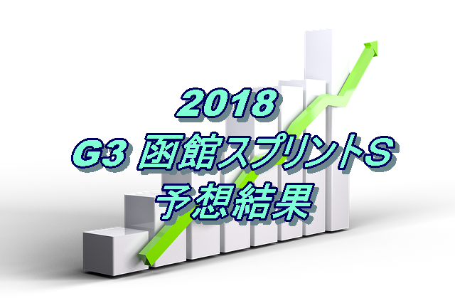 2018 G3 函館スプリントS予想結果.png